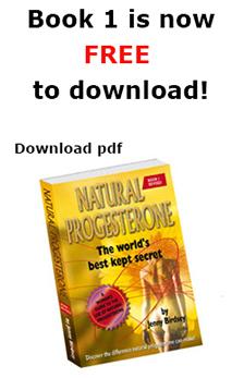 Natural Progesterone The World's Best Kept Secret